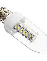 6W E26/E27 LED svjećice 42 SMD 5730 420 lm Hladno bijelo AC 220-240 V
