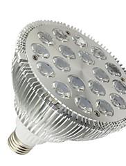 ロハス®E27 PAR38 18W 1730-1780LM 6000-6500KクールホワイトライトLEDスポット電球(110-240V)30度