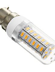B22 LED klipaste žarulje T 42 SMD 5730 420 lm Toplo bijelo AC 220-240 V