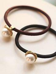 perla kovový rotační pružného pásu vlasy kravaty