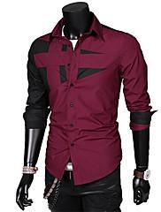 CC pánské s dlouhým rukávem Míchání Fashion T-Shirt C01