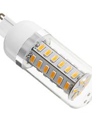 6W G9 LED svjetla s dvije iglice 42 SMD 5730 420 lm Toplo bijelo AC 220-240 V