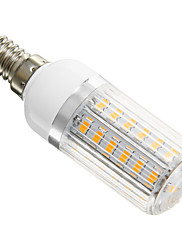 daiwl E14 6w 42x5730smd 420lm 3000K teplé bílé světlo LED žárovka kukuřice (ac 220-240)