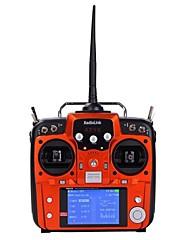 """radiolink AT10 3,5 """""""" displej 2,4 10-kanálový systém dálkového ovládání w / 10-kanálový vysílač - hyacint"""