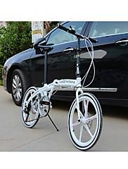 """kosda 20 """"自転車変速アルミニウム合金フレームBMXの6スポークホイールロードバイク"""