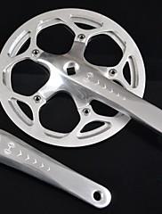 バイクをBMXロードバイクを折るためのmixim 52 toothsサイクリングクランクセット