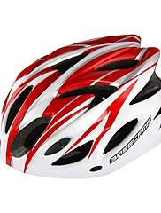 Basecamp 男女兼用 バイク ヘルメット 18 通気孔 サイクリング サイクリング マウンテンサイクリング ロードバイク レクリエーションサイクリング 登山 ワンサイズ EPS+EPUレザー