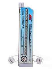 自転車用ライト / ホイールライト / 安全ライト LED - サイクリング 防水 / 耐衝撃性 単四電池 80 ルーメン バッテリー キャンプ/ハイキング/ケイビング / サイクリング / 旅行