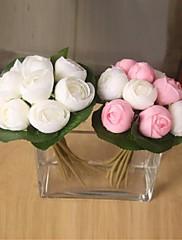 ramos de novia elegante de la boda de rosas (más colores)