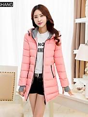 bs®women mikina módní bavlněné polstrované oblečení dlouhý svrchní