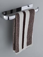 Kruh na ručníky / Koupelnové gadgety Chrom Na ze´d 36*13*7cm(14.2*5*2.7inch) Nerez Moderní
