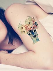 lovely vícebarevný sika tetování samolepky dočasné tetování (1 ks)