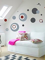 kruh na stěnu vysoce kvalitní nástěnné umění domova morden nástěnná malba umění zooyoo7119 obývací pokoj dekorativní samolepky