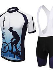 Prozračnost/wicking/Pad 3D/Povratak džep Bib Shorts/Dres Camping & planinarenje/Penjanje/Slobodno vrijeme Sport/Biciklizam/Motociklizam (
