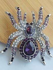 Pavouci Barva obrazovky Šperky Pro Svatební Párty Zvláštní příležitosti Narozeniny