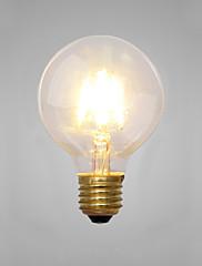 レトロなヴィンテージの芸術2ワットの2xcobの2300K E27は、フィラメント電球主導の産業用白熱電球を導いた(AC220V)