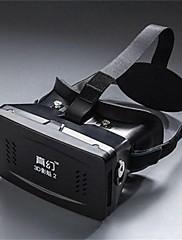 3.5〜6スマートフォンritech II用VRバーチャルリアリティ磁石制御3Dメガネ