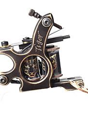 fttattoo® CNC přesné řezbářské mosaz tetovací kulomet vložka shader u pick