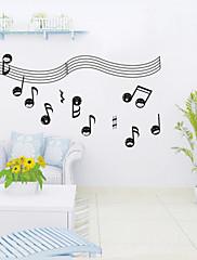 Zvířata / Botanický motiv / Romantika / Zátiší / Módní / květiny / Fantazie Samolepky na zeď Samolepky na stěnu , PVC50x70 x0.1cm