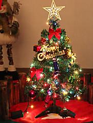 Plastika Božićno drvce Umjetna Cvijeće