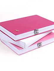 1PCSマニキュアハイエンドディスプレイボックスクロスパターン、カラーパレットのカラーディスプレイ160色の本の執筆
