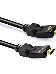 hc-4020 HDMI HD linija 1.4 verzija 2 metra 3d pozlaćeni