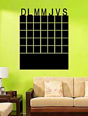 黒板 / ファッション / 抽象 ウォールステッカー 黒板ウオールステッカー , Vinyl stickers 58*73cm