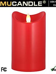 simucandle® bezplamenné vedl svíčka s pohyblivými knot a funkce časovače, nás& patenty EU