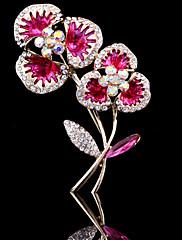dámská olejomalba květiny pro svatební party dekorace šátek, jemné šperky, náhodné barvy
