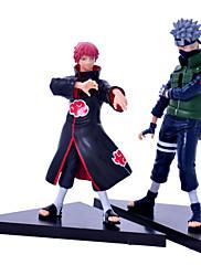 Anime Čísla akce Inspirovaný Naruto Hatake Kakashi PVC 13 CM Stavebnice Doll Toy