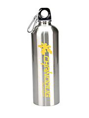 Nerez šálek stříbro Jednoduchý Kempink cestování Outdoor