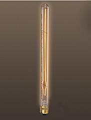 40ワットE26 E27レトロ業界のスタイル電動バトン白熱電球