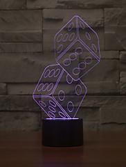 KWB 0,5 W rgb stmívatelné noční světlo 5V v absolutním