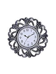retro Ostatní Nástěnné hodiny,Kulatý Akryl 25.4*25.4CM Vevnitř Hodiny