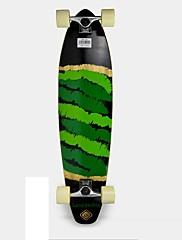 ロングボードは、ユニセックス24.1x96.5 7炭素鋼をスケートボード推奨ABEC-3金属クリーム限界移動ダニーウェイ