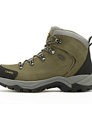 Camel Men's Outdoor Professional Hiking Boots Trekker Ankle Waterproof Hiking Shoes