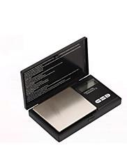 přenosná elektronická váha (váha Rozsah: 200 g / 0,01 g)