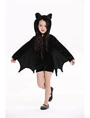 Cosplay Nošnje Crn Terilen Cosplay pribor Halloween / Karneval