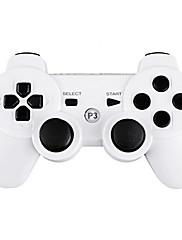 Bílý DualShock 3 bezdrátový ovladač pro Playstation 3/PS3