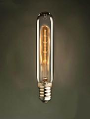 E14 40W epruveta T18 Edison žarulja mala evo evo retro izvor svjetlosti