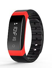 Smart armbåndVandafvisende Lang Standby Brændte kalorier Skridttællere Træningslog Sport Pulsmåler Touch Screen Distance Måling