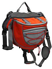 犬 犬パック ペット用 キャリア 調整可能/引き込み式 携帯用 ソリッド オレンジ グリーン ブルー