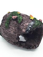 Aquário Decoração Ornamentos Resina