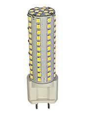 10W LED corn žárovky T 108 SMD 2835 780 lm Teplá bílá Bílá V 1 ks G12