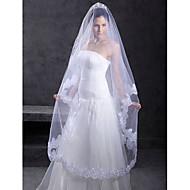 un voile de mariée couche valse