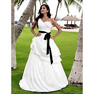 Lanting Bride® Linea-A / Da principessa Petite / Taglie forti Abito da sposa - Classico / Moderno / Elegante e di lussoAbiti sposa