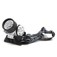 Lights LED Flashlights/Torch / Headlamps LED 50 Lumens 1 Mode - 10440 / AAA Tactical Aluminum alloy