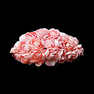 Women's Paper Headpiece - Wedding/Special Occasion Flowers