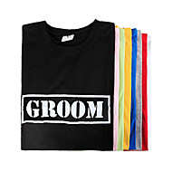 """GROOM"" T-shirt"