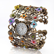 Artemis - Women's Watch Bohemian Fashionable Flower Bracelet Cool Watches Unique Watches